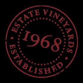 Established 1968 stamp